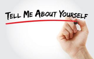 Как рассказать о себе на английском собеседовании — tell me about yourself
