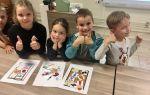 Игры на групповых и индивидуальных занятиях английским