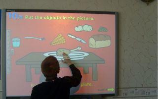 Интерактивные игры на уроках английского