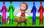 10 обучающих мультфильмов на английском языке для детей