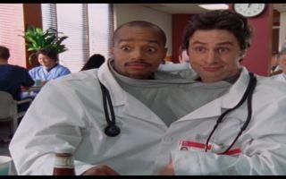 Сериал клиника — цитаты и факты из сериала scrubs