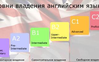 Уровень английского языка advanced — свободное владение языком