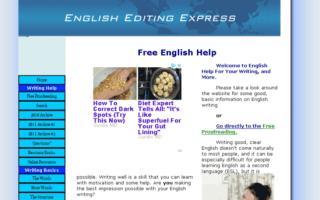 Экспресс тур по жанрам для english writing