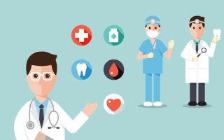 Английский для медиков: 300 слов на медицинскую тематику