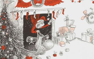 Топ 10 рождественских книг на английском