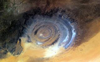 Самые загадочные места планеты