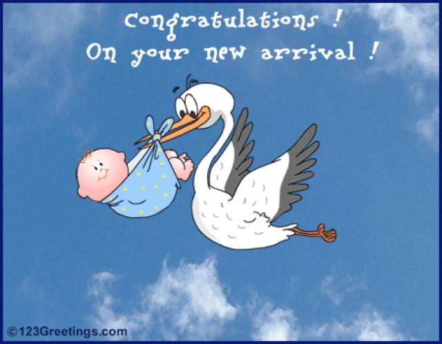 Поздравление на свадьбу аиста